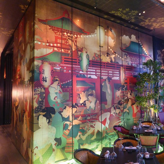 Recent events might have rather caught up with it, but it seems bookings are finally now being taken at the new The Ivy Asia