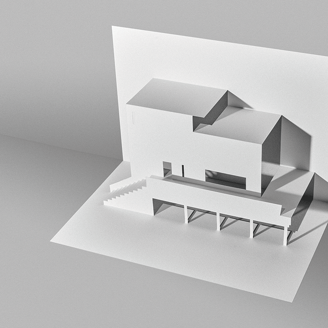 Discover Marc Hagan-Guirey's kirigami models of Le Corbusier's works - and make your own