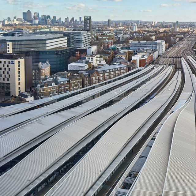 London Bridge Station by Grimshaw Architects is the capital's Building of the Year