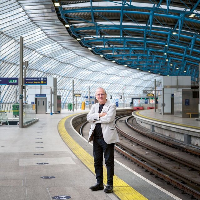 Network Rail chair understands public transport from the inside