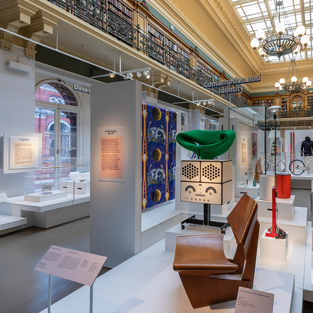 V&A's 1900_Now gallery refreshes 120 years of the changing face of modernity