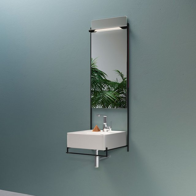 VitrA has launched a new bathroom collection, courtesy of Italian designer Claudio Bellini.
