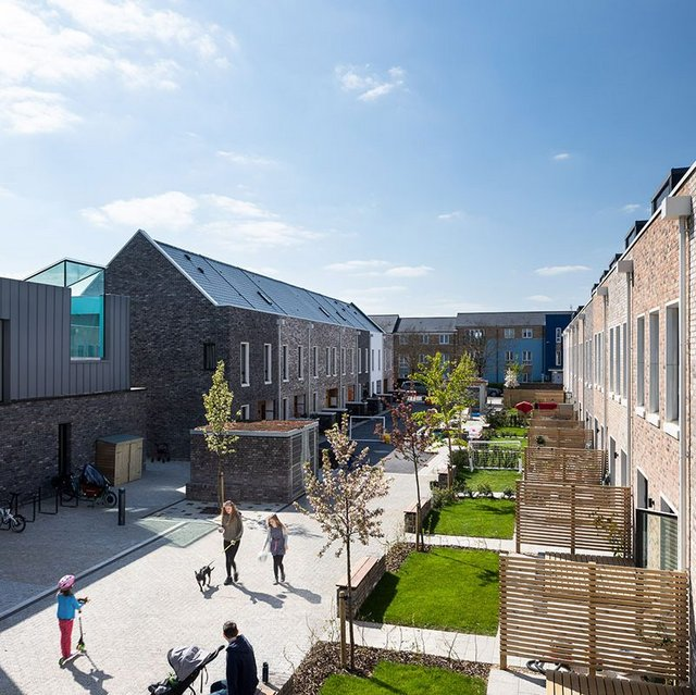 Sustainability and community spirit drive co-housing development