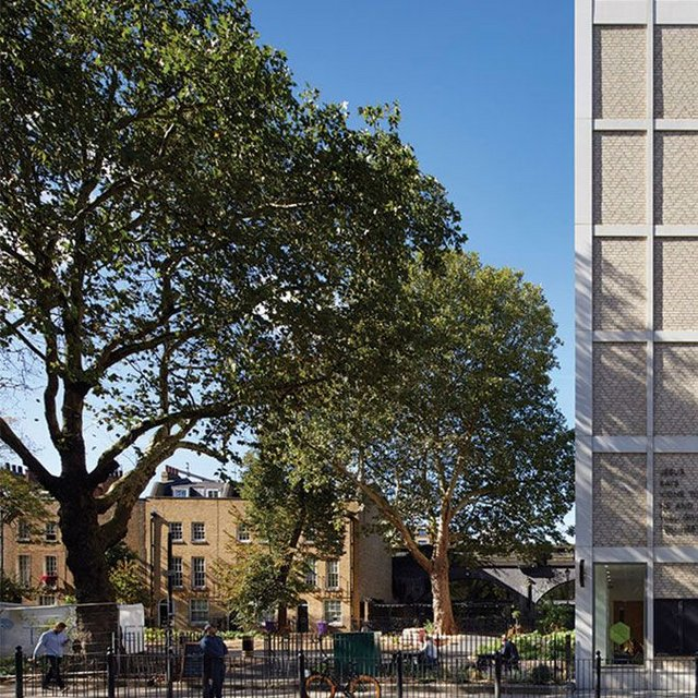Commended: Bethnal Green Mission Church development by Gatti Routh Rhodes