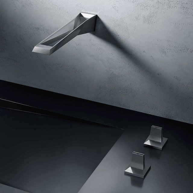 As 3D printing reaches traditionally cast sanitaryware Grohe's Allure Brilliant and Atrio ranges seem to be pushing the envelope.
