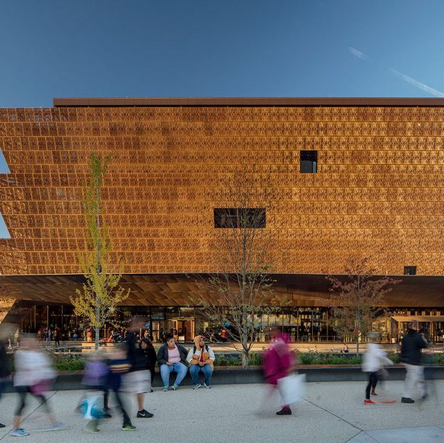 Supreme accolade for architect of National Museum of African American History and Culture