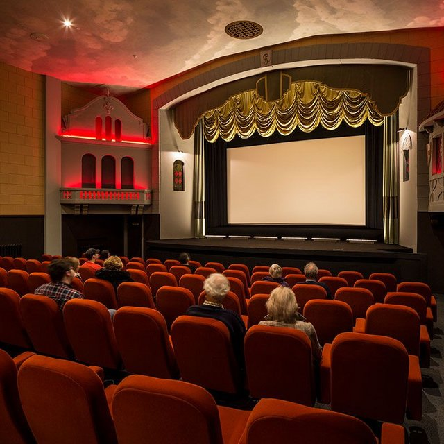 Burrell Foley Fischer's reinvented cinema joins Kintyre regeneration