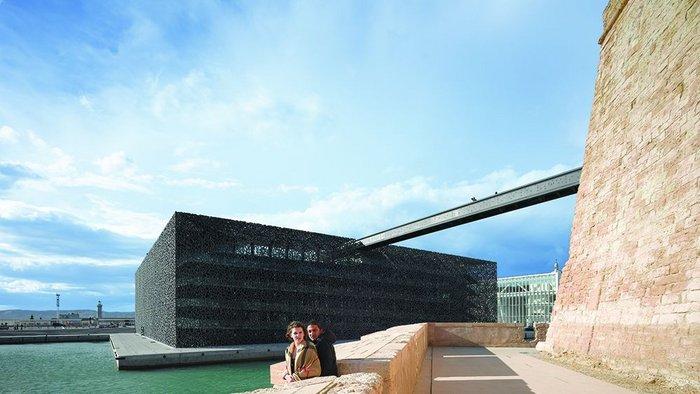 MuCEM, Marseilles Architect Rudi Ricciotti