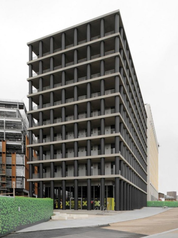 One Pancras Square, London, David Chipperfield, 2014