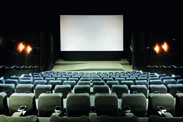 Mareel has two cinemas – the larger, shown here, has 161 seats and is 3D-enabled. The other is an intimate 37-seat studio.