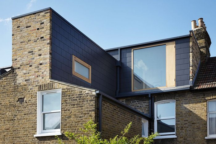 Permitted development roof extension by Studio Octopi. Studio Octopi and Jack Hobhouse