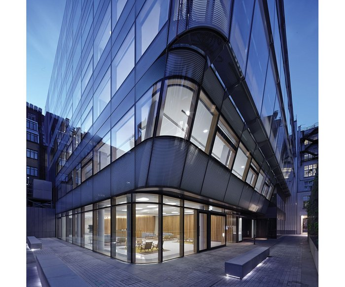 10 Burlington Street. Click for more awards
