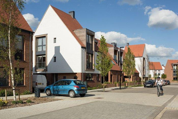 Derwenthorpe Phase One, York, Studio Partington for Joseph Rowntree Housing Trust.
