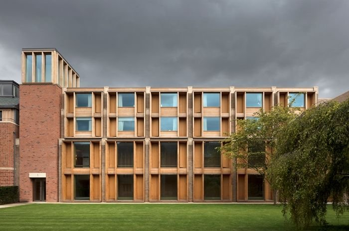 West Court Jesus College, Cambridge.