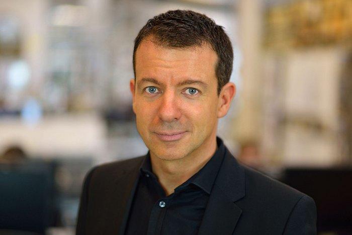Jan Knikker, Partner of Development at MVRDV.