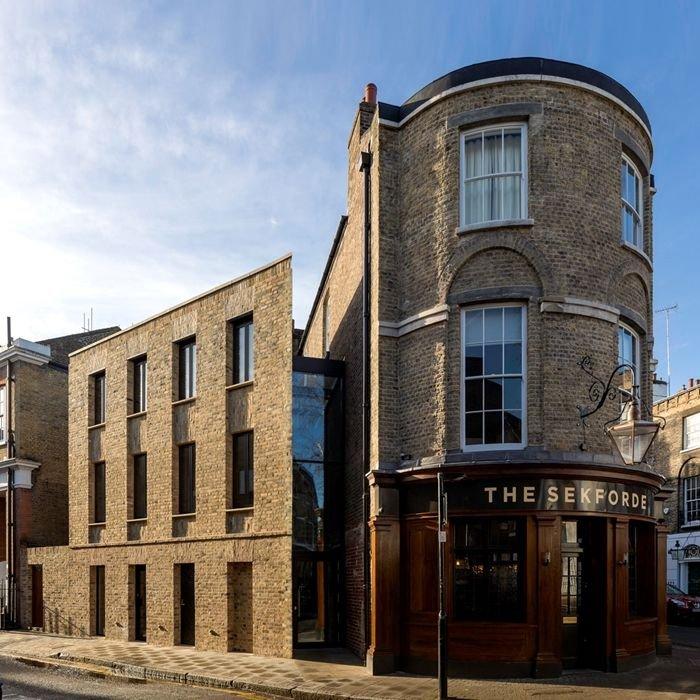 The Sekforde, Clerkenwell.