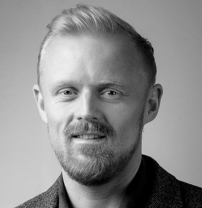 Toby Carr, associate, Sarah Wigglesworth Architects
