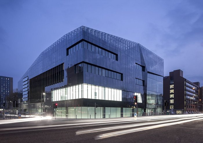 National Graphene Institute, Manchester