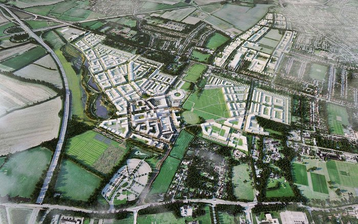 Cambridge University's North West Cambridge Development is creating a much-needed new district for the historic town.
