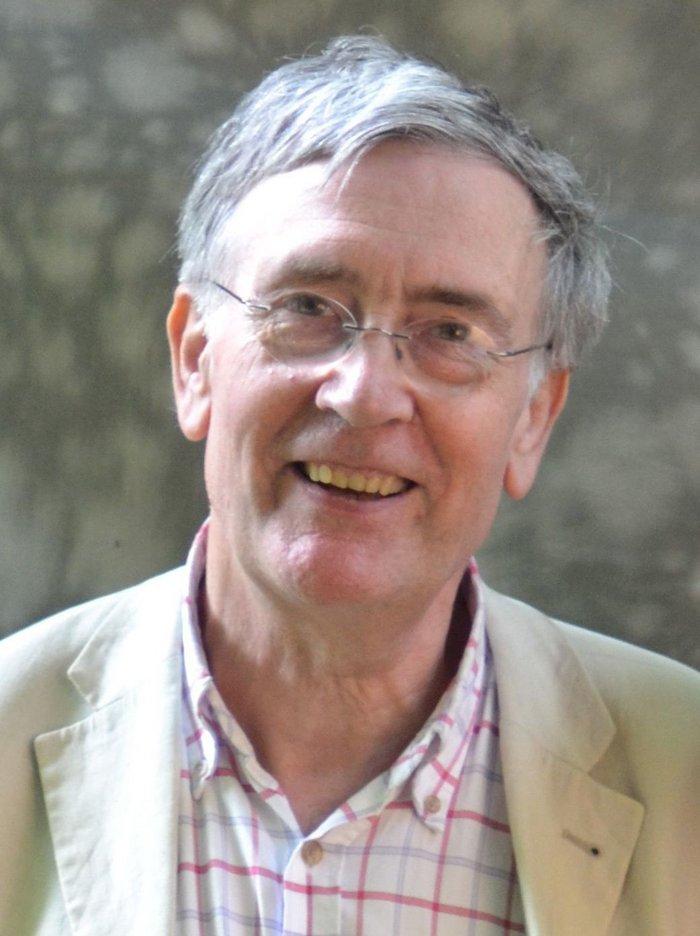 Peter Blundell Jones 1949 – 2016