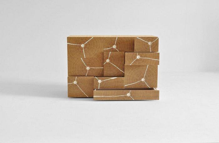 Shortlisted: Log Stack Cabinet