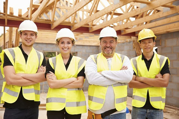 A full refurbishment survey protects all project staff, both consultants and labourers