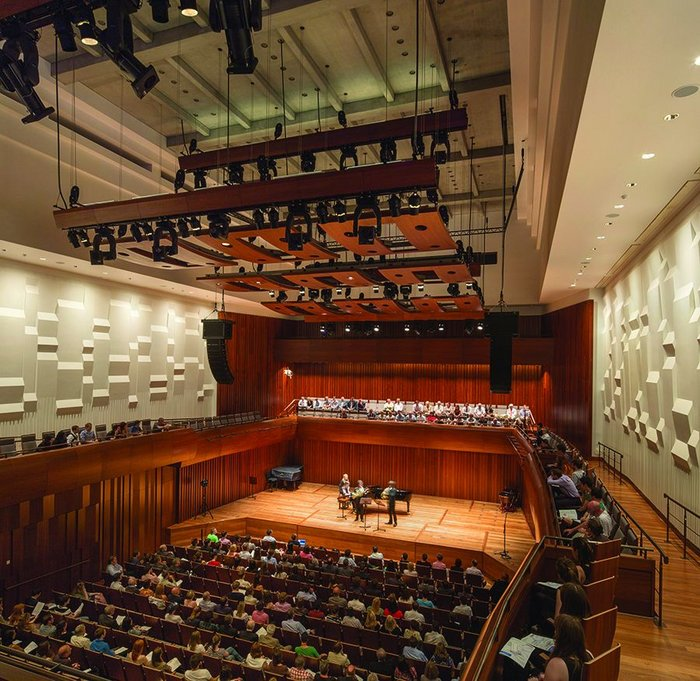 The 600-seat concert hall is a significant addition to the Barbican's tally of performance spaces.