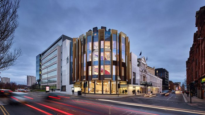 Theatre Royal, Glasgow. Click on the image.