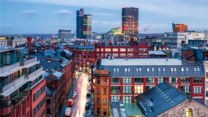 Repurposing our existing £3.3 trillion of buildings is needed even more than new buildings.