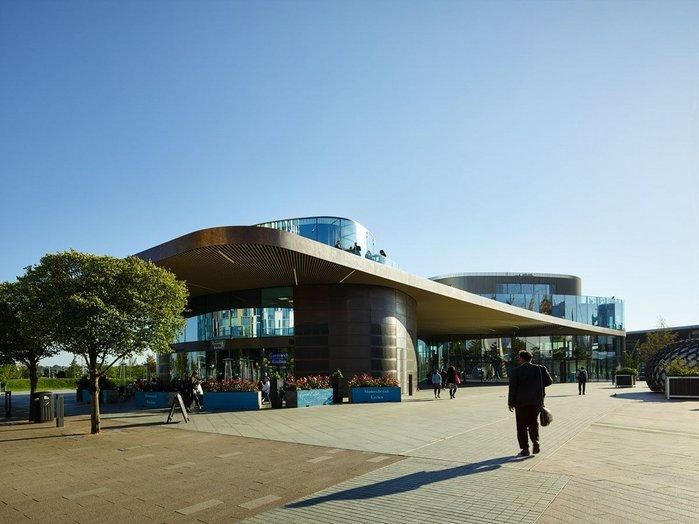 Gateway Pavilions, Greenwich