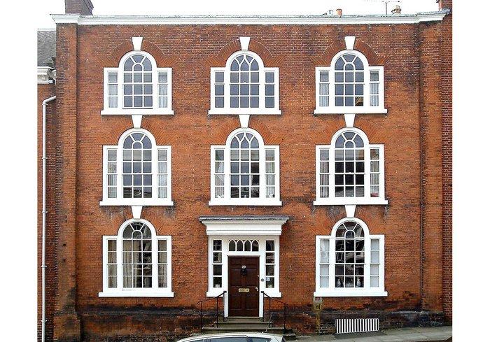 39, Broad Street, Ludlow, mid 18th Century