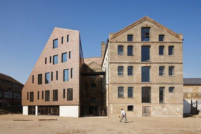 The Granary building, Barking
