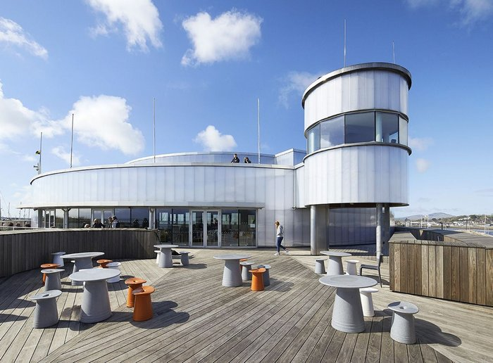 Welsh National Sailing Academy and Events Centre, Pwllheli