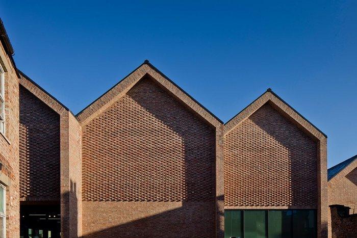 M & S Foodhall, Northallerton, GT3 Architects for Jomast Developments.