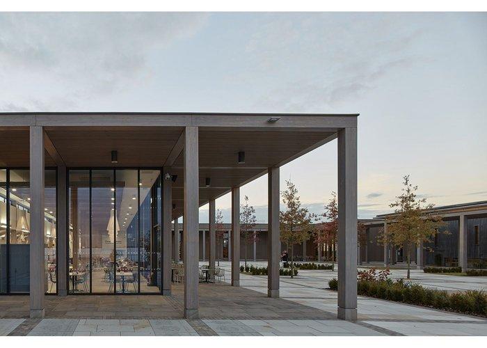 Remembrance Centre, National Memorial Arboretum, Alrewas