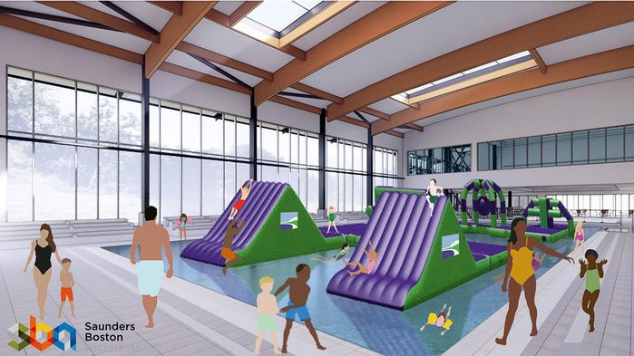 At the new Sheringham Leisure Centre in Norfolk, 'play', such as a wave pool, was eschewed to concentrate on wellness and learning facilities.