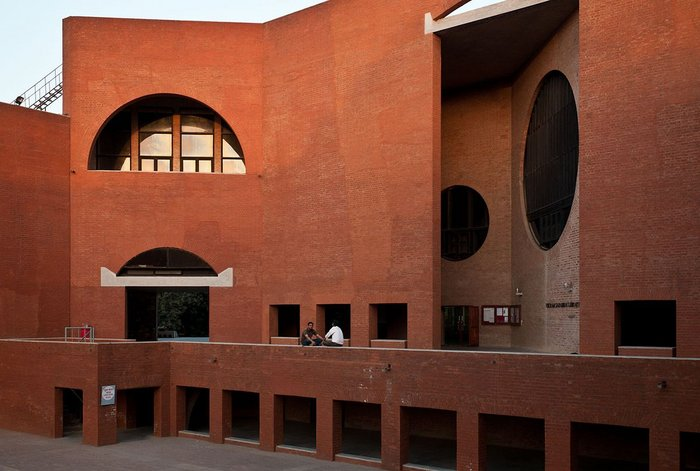 Indian Institute of Management, Ahmedabad; Louis Kahn, 1962-74