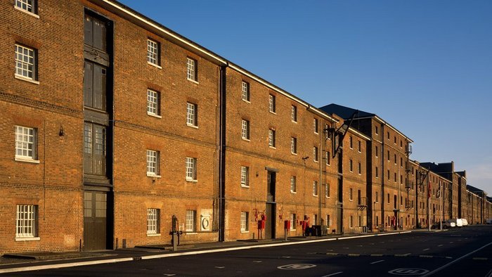 The Fitted Rigging House, Chatham, Kent
