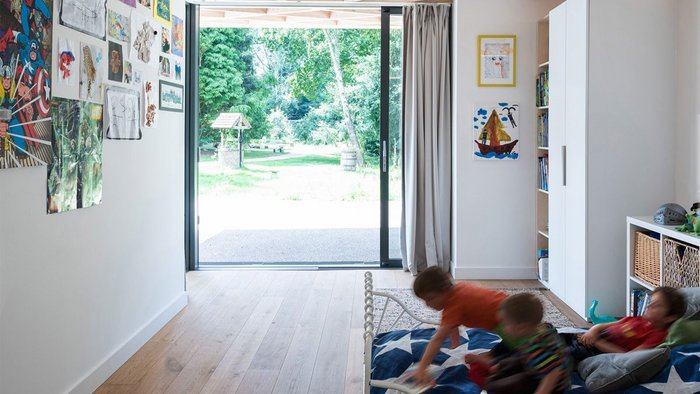 House for Theo and Oskar, Surrey