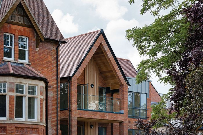 St Bede's Extra Care, Bedford