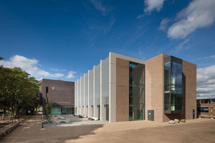 Alan Walters Building, University of Birmingham