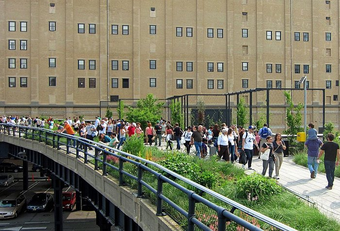 Could the High Line have done more for the city?