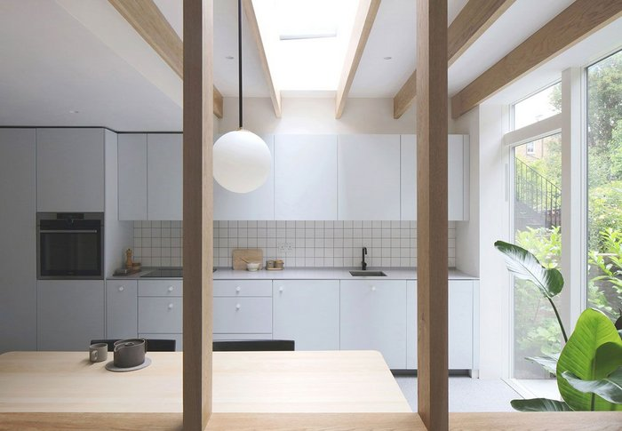 House for a Stationer in Canonbury, London, was designed by Architecture for London with a £140,000 budget.