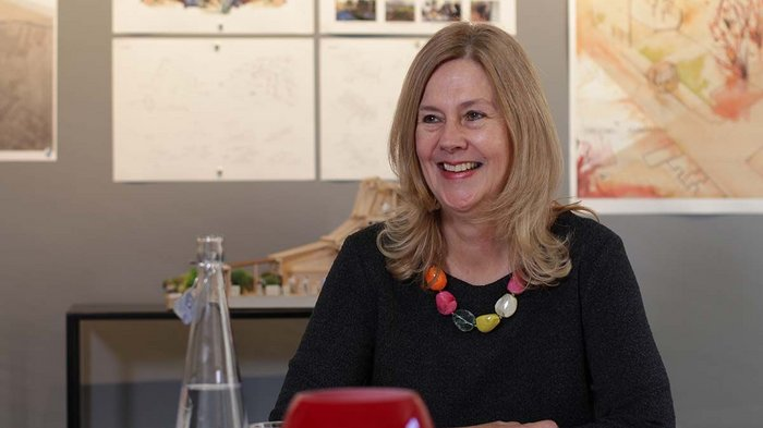 Laura Kidd, head of architecture, HS2