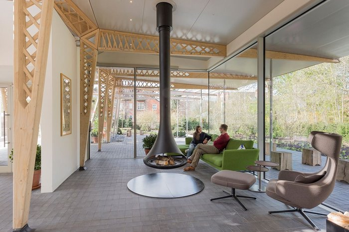 Shortlisted: Maggie's at the Robert Parfett Building