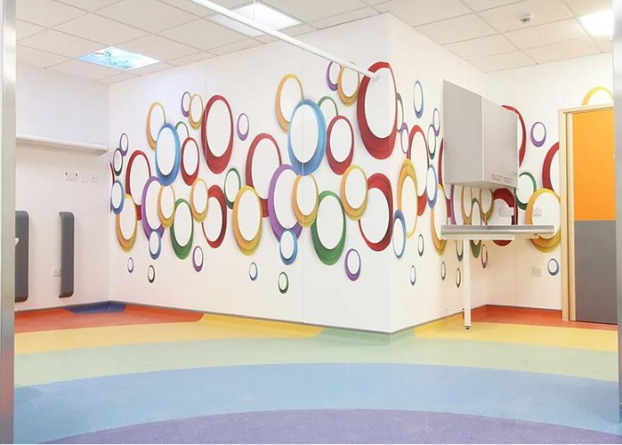 When Trovex PVC wall cladding is a versatile, durable and hygienic solution.