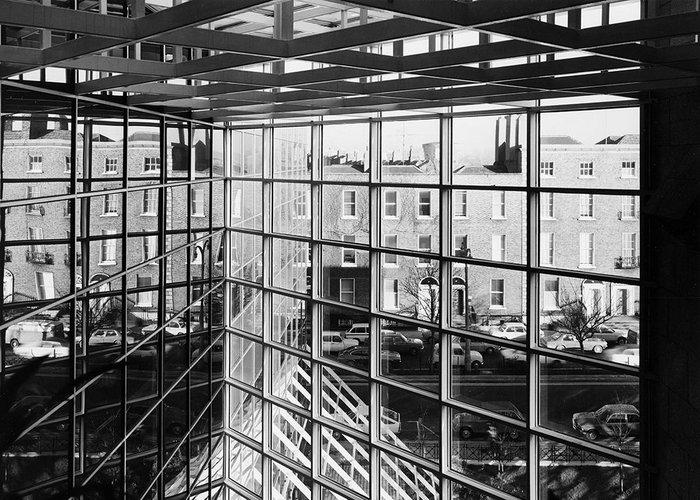 Bord na Mona building Dublin, 1978