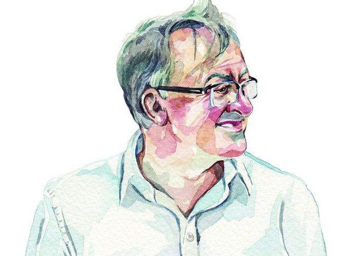 Stephen Hodder portrait