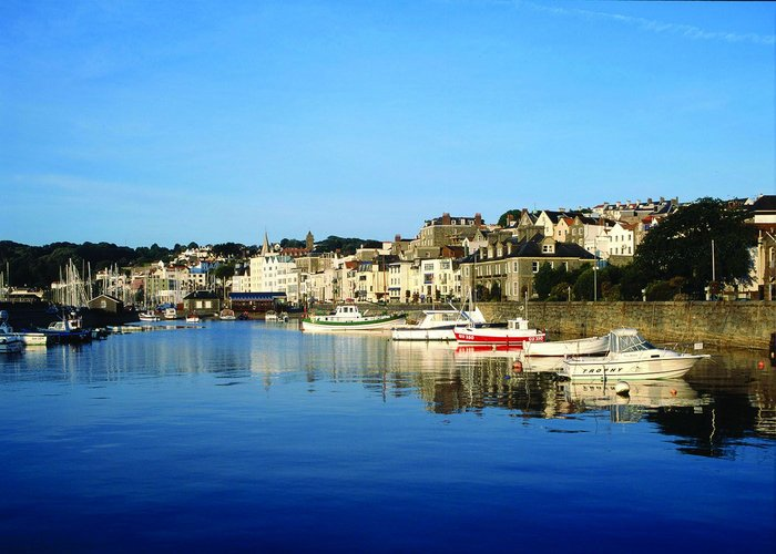 Guernsey's warm climate and vibrant local economy make it a very attractive place to live and work.
