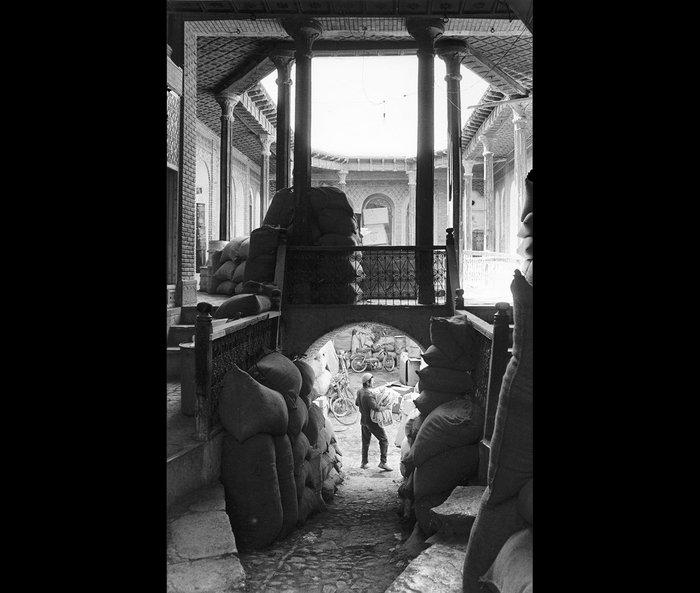 Isfahan Iran, 1956